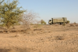 """My biggest taxi ever"", Lodwar Dec 31st 2010"